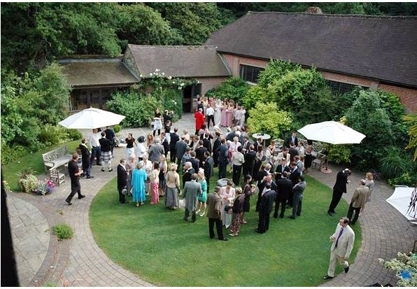 Summer Wedding Venue in Surrey