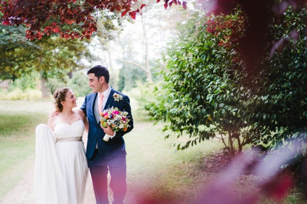 A summer wedding at Ramster