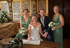 Civil Ceremony In the Great Drawing Room