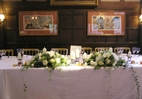 Head table in the Long Hall